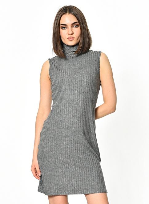 Bonprix Express Elbise Bej
